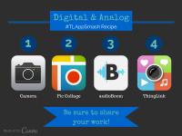 Digital & Analog #TLAppSmash