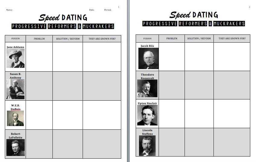 ESL hastighet dating profiler