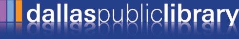 Dallas Public Library Logo